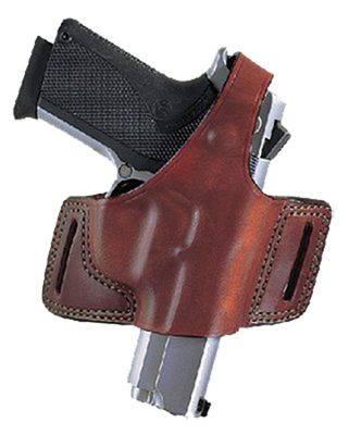 Bianchi 5 Black Widow Belt Slide Holster Tan 9Mm/Automatic Ruger P89/P90/P9, Shooting & Gun Hip Holsters in USA & Canada