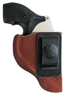 """Bianchi 6 Inside-The-Waistband Holster Right Hand 3"""" Barrel Charter Arms Colt Ruger S&W by USA Bianchi Shooting & Gun Inside-The-Waist Holsters"""