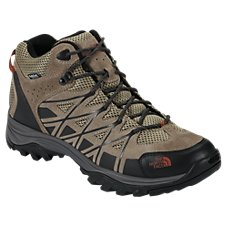 The North Face Storm III WP Mid Waterproof Hiking Boots for Men