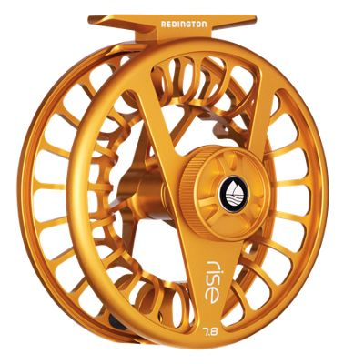 Redington Rise Fly Reel – Amber – 3/4