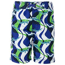 Bass Pro Shops Saltwater Fish Board Shorts for Toddlers or Boys