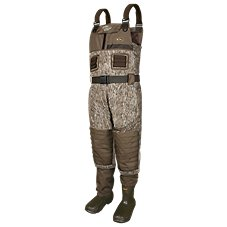 Drake Waterfowl Systems MST Eqwader 2.0 Breathable Insulated Boot-Foot Wading System for Men