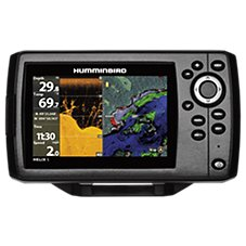 Humminbird HELIX 5 CHIRP DI GPS G2 Fishfinder and Chartplotter