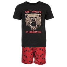 Bass Pro Shops Bear Print Pajama Set for Toddlers or Boys