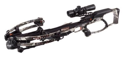 Click here to buy Ravin Crossbows R9 Predator Crossbow Package.