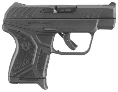 Ruger LCP II Semi-Auto Pistol – .380 Automatic Colt Pistol