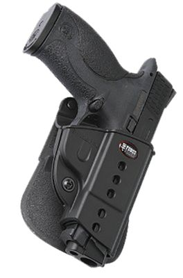 Fobus Usa E2 Series Paddle Holster Paddle Holster S&W M&P by USA Fobus Shooting & Gun Hip Holsters