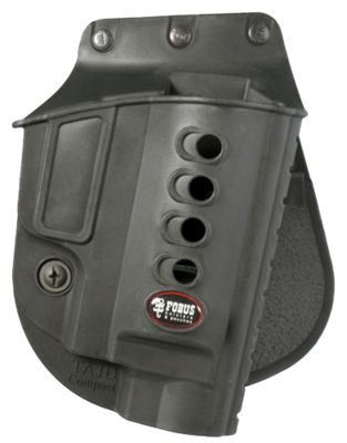 Fobus Usa E2 Series Paddle Holster Paddle Holster Standard by USA Fobus Shooting & Gun Hip Holsters