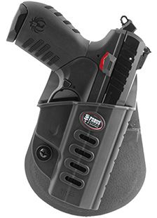 Fobus Usa E2 Series Paddle Holster Paddle Holster Ruger Sr22 by USA Fobus Shooting & Gun Hip Holsters