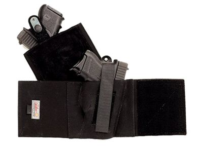 Galco Gunleather Cop Ankle Band Handgun Holster  by