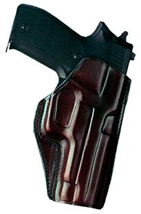"""Galco Gunleather Ccp Concealed Carry Paddle Handgun Holster 3.5"""" Colt; Para-Ordnance; Springfield Black by USA Galco Shooting & Gun Hip Holsters"""