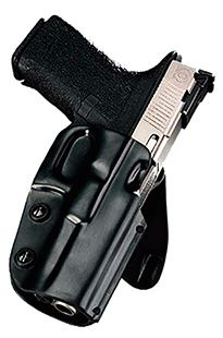 Galco Gunleather M5X Paddle Holster  Cz P01, Shooting & Gun Hip Holsters in USA & Canada
