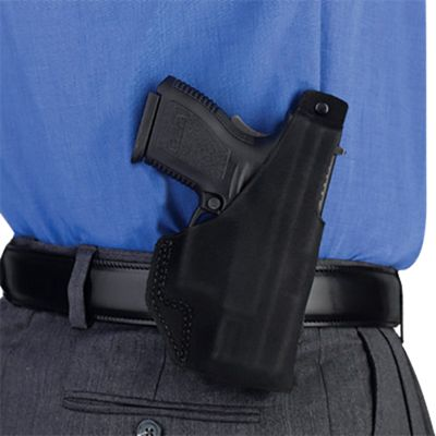 Galco Paddle Lite Paddle Holster Small Ruger LCR