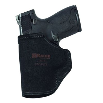 Galco Gunleather Stow-N-Go Inside-The-Waistband Handgun Holster Black S&W J Frame 357 by USA Galco Shooting & Gun Inside-The-Waist Holsters