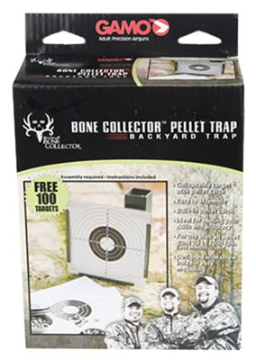 Gamo Outdoor Bone Collector Bulls-Eye Air Rifle Targets  by