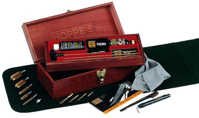 Hoppe's Bench Rest Universal Premium Gun Cleaning Kit  by