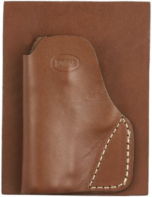 Hunter Company Leather Pocket Holster Brown Sig P238