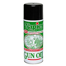 Napier Of London Aerosol Gun Oil