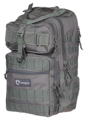 Drago Gear Atlus Sling Tactical Backpack - Gray