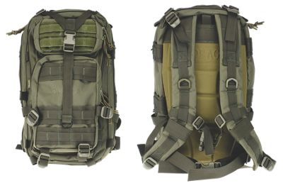 Drago Gear Tactical Tracker Backpack - Green