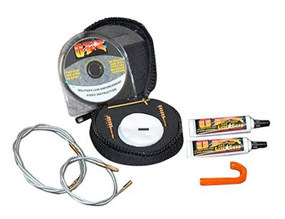 Otis Technology Small Caliber Gun Cleaning System  by