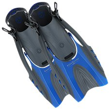 Aqua-Lung Sport Hinge Flex II Fins for Adults