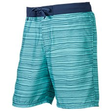 Bass Pro Shops Stripe Print Swim Shorts for Men