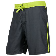 RedHead Solid Heather Swim Shorts for Men