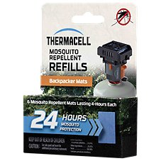 Thermacell Mosquito Repellent Refill Backpacker Mat