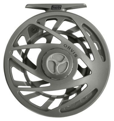 Orvis Mirage USA Fly Reel - Pewter - 2J6F 6109