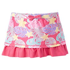 UV Skinz Sunny Swim Skirt for Toddlers or Girls