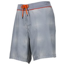 Free Country Glow Box Swim Trunks for Men