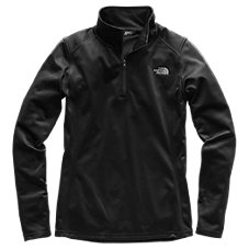 The North Face Tech Glacier 1/4-Zip Pullover for Ladies Image