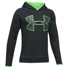 Under Armour Big Logo Hoodie for Boys