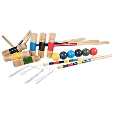Triumph Sports All Pro Competition Series Croquet Set