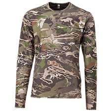 2de0702bd5427 Under Armour Mid-Season Reversible Wool Base Crew Top for Men · More Colors  Available. Ridge Reaper Camo Barren ...