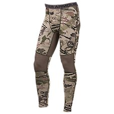 c67ea80729ed8 Under Armour Mid-Season Reversible Wool Base Leggings for Men