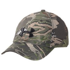 Under Armour Camo 2.0 Cap for Youth