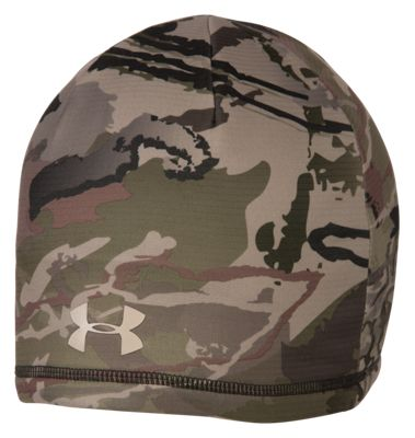 Under Armour Scent Control Storm Fleece Beanie for Ladies – Ridge Reaper Camo Forest