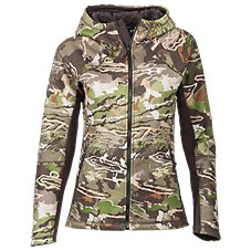 Under Armour Stealth Mid-Season Hoodie for Ladies