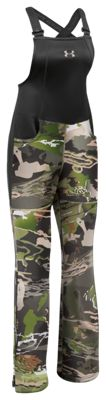 Under Armour Stealth Bib for Ladies – Ridge Reaper Camo Forest – XL