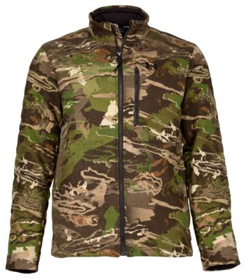 cdbc26b419d88 Under Armour Stealth Extreme Wool Jacket for Men Ridge Reaper Camo Forest M