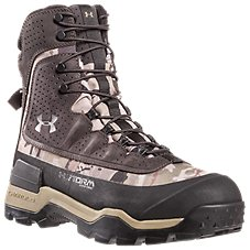 d121f68f Under Armour Brow Tine 2.0 Insulated Waterproof Hunting Boots for ...