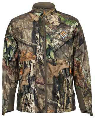 Scent-Lok Full Season Taktix Jacket for Men – Mossy Oak Break-Up Country – M