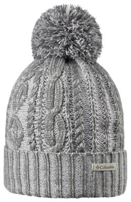 Columbia Womens Blizzard Pass Beanie Charcoal One Size Columbia Women/'s Activewear 1749561