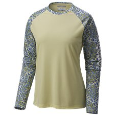 Columbia Super Tidal Tee Long-Sleeve Shirt for Ladies Image