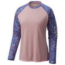 Columbia Super Tidal Tee Long-Sleeve T-Shirt for Ladies
