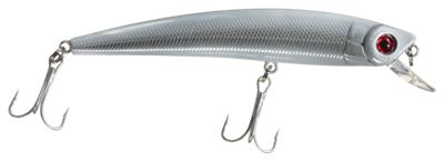 Offshore Angler Inshore Special Minnow - 1/2 oz - White Back/White Belly