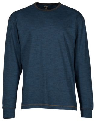 RedHead Cross Timber Crew for Men - Blue Wing Teal - L