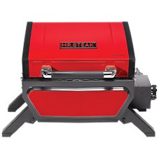 Mr. Steak 1-Burner Infrared Portable Grill